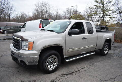 2009 GMC Sierra 1500 for sale at Absolute Auto Sales, Inc in Brockton MA
