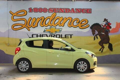2018 Chevrolet Spark for sale at Sundance Chevrolet in Grand Ledge MI
