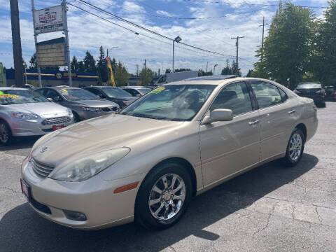 2003 Lexus ES 300 for sale at Real Deal Cars in Everett WA