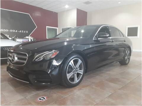 2018 Mercedes-Benz E-Class for sale at AutoDeals in Daly City CA