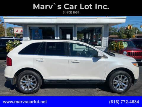 2011 Ford Edge for sale at Marv`s Car Lot Inc. in Zeeland MI