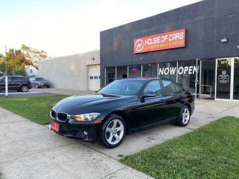 2014 BMW 3 Series for sale at HOUSE OF CARS CT in Meriden CT