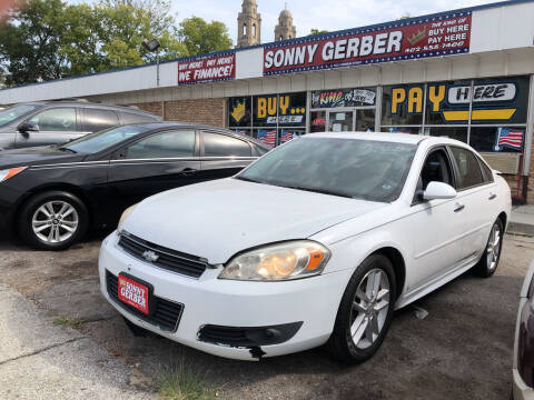 2010 Chevrolet Impala for sale at Sonny Gerber Auto Sales in Omaha NE