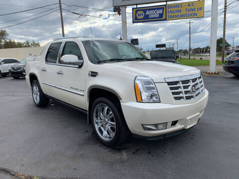 2007 Cadillac Escalade EXT for sale at Summit Palace Auto in Waterford MI