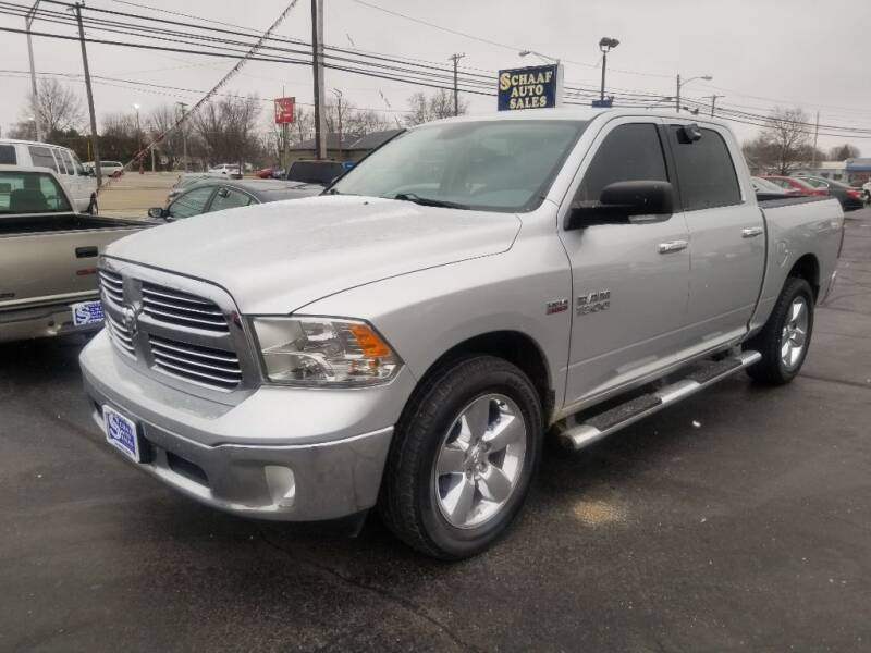 2014 RAM Ram Pickup 1500 for sale at Larry Schaaf Auto Sales in Saint Marys OH