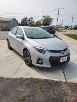 2015 Toyota Corolla for sale at Four Guys Auto in Cedar Rapids IA