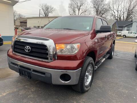 2007 Toyota Tundra for sale at Superior Automotive Group in Owensboro KY