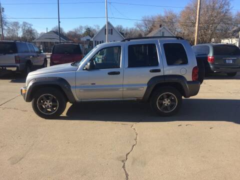 2003 Jeep Liberty for sale at Velp Avenue Motors LLC in Green Bay WI