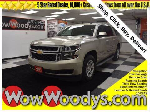 2015 Chevrolet Suburban for sale at WOODY'S AUTOMOTIVE GROUP in Chillicothe MO