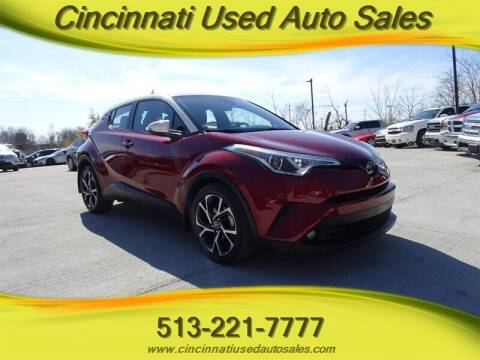 2018 Toyota C-HR for sale at Cincinnati Used Auto Sales in Cincinnati OH