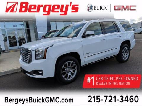 2020 GMC Yukon for sale at Bergey's Buick GMC in Souderton PA