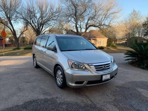 2008 Honda Odyssey for sale at CARWIN MOTORS in Katy TX