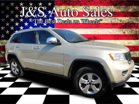 2011 Jeep Grand Cherokee for sale at J & S Auto Sales in Clarksville TN