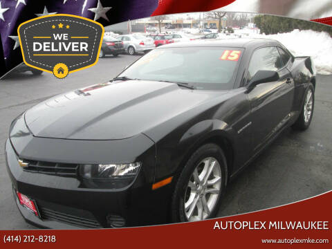 2015 Chevrolet Camaro for sale at Autoplex Milwaukee in Milwaukee WI