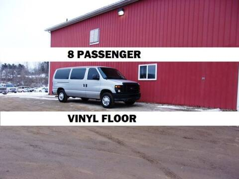 2010 Ford E-Series Wagon for sale at Windy Hill Auto and Truck Sales in Millersburg OH