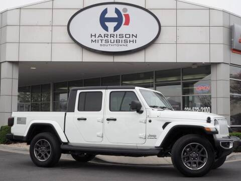 2020 Jeep Gladiator for sale at Harrison Imports in Sandy UT
