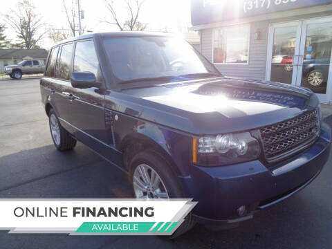 2012 Land Rover Range Rover for sale at Plainfield Auto Sales in Plainfield IN