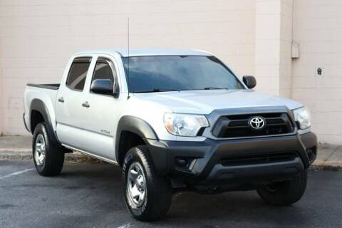 2013 Toyota Tacoma for sale at El Patron Trucks in Norcross GA