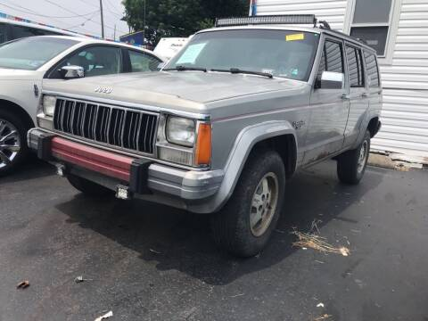 1992 Jeep Cherokee for sale at Certified Auto Exchange in Keyport NJ