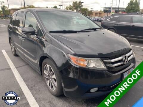 2016 Honda Odyssey for sale at NATE WADE SUBARU in Salt Lake City UT