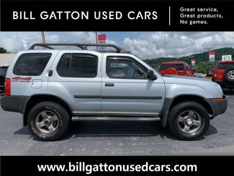 2002 Nissan Xterra for sale at Bill Gatton Used Cars in Johnson City TN