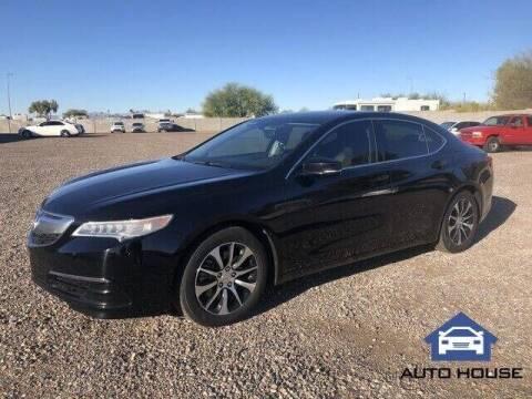 2015 Acura TLX for sale at MyAutoJack.com @ Auto House in Tempe AZ