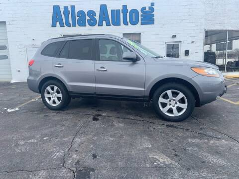 2008 Hyundai Santa Fe for sale at Atlas Auto in Rochelle IL