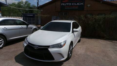 2016 Toyota Camry for sale at Auto Click in Tucson AZ