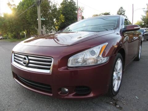 2013 Nissan Maxima for sale at PRESTIGE IMPORT AUTO SALES in Morrisville PA