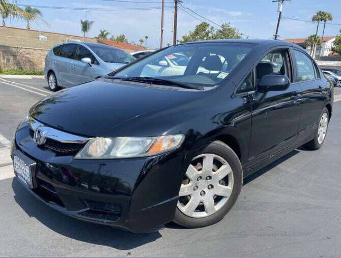 2011 Honda Civic for sale at Aria Auto Sales in El Cajon CA