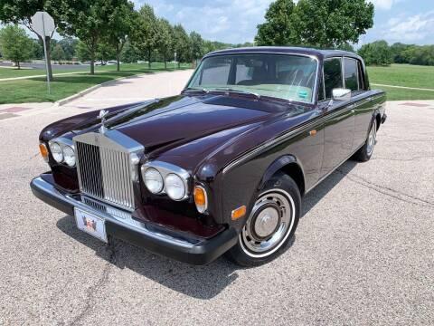 1980 Rolls-Royce Silver Shadow for sale at Park Ward Motors Museum - Park Ward Motors in Crystal Lake IL