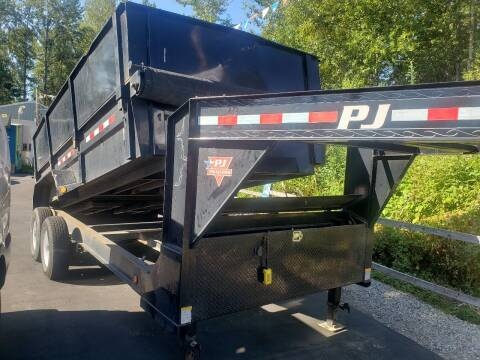 2018 PJ Dump  for sale at HIGHLAND AUTO in Renton WA