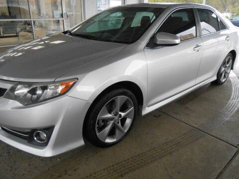 2012 Toyota Camry for sale at Auto America in Charlotte NC