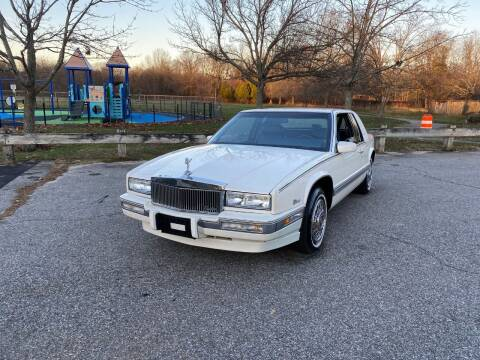 1989 Cadillac Eldorado for sale at East Coast Motor Sports in West Warwick RI
