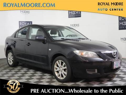 2007 Mazda MAZDA3 for sale at Royal Moore Custom Finance in Hillsboro OR