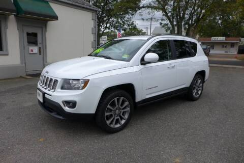 2016 Jeep Compass for sale at FBN Auto Sales & Service in Highland Park NJ