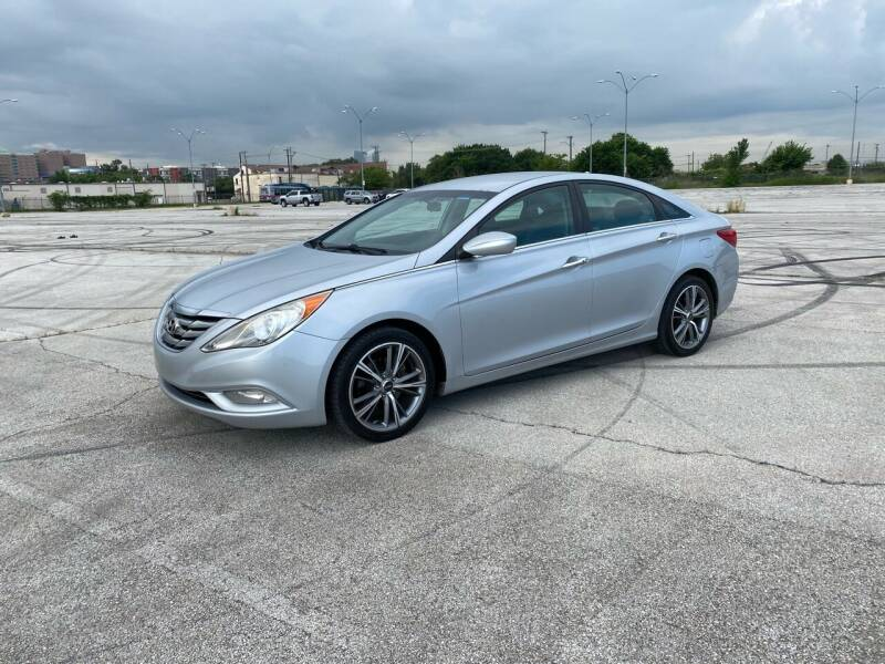 2011 Hyundai Sonata for sale at Shooters Auto Sales in Fort Worth TX
