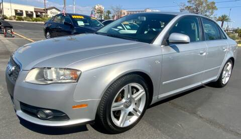 2008 Audi A4 for sale at Charlie Cheap Car in Las Vegas NV