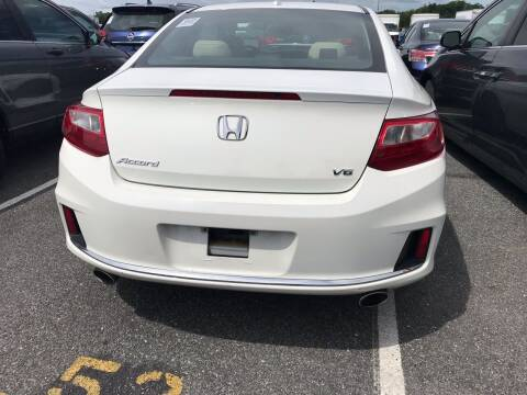 2013 Honda Accord for sale at S&B Auto Sales in Baltimore MD