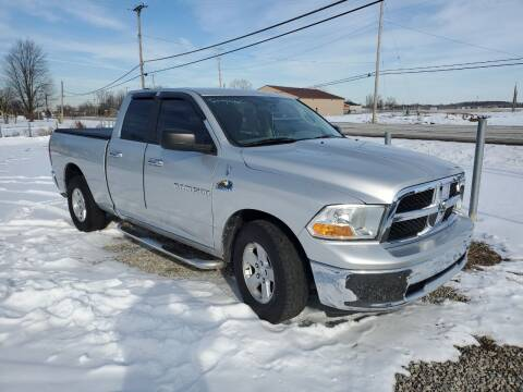2011 RAM Ram Pickup 1500 for sale at HEDGES USED CARS in Carleton MI