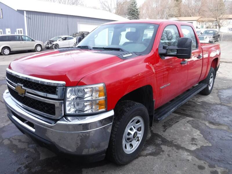 2012 Chevrolet Silverado 3500HD for sale at J & K Auto - J and K in Saint Bonifacius MN