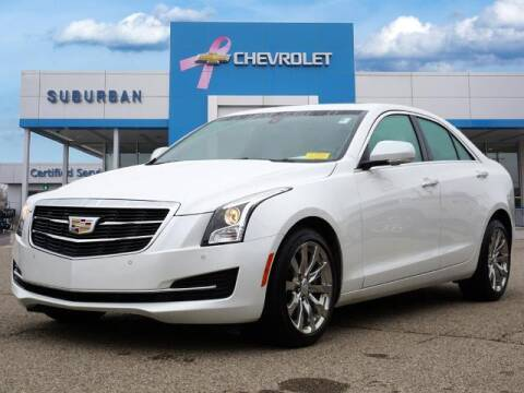 2018 Cadillac ATS for sale at Suburban Chevrolet of Ann Arbor in Ann Arbor MI
