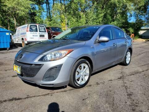 2011 Mazda MAZDA3 for sale at AFFORDABLE IMPORTS in New Hampton NY