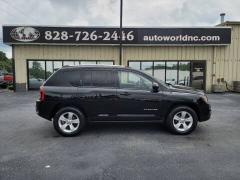 2014 Jeep Compass for sale at AutoWorld of Lenoir in Lenoir NC