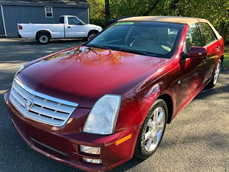 2005 Cadillac STS for sale at Perfect Choice Auto in Trenton NJ