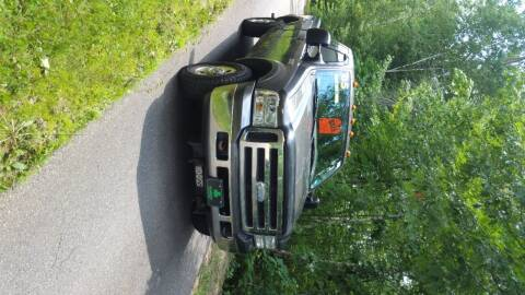 2005 Ford F-250 Super Duty for sale at Shamrock Auto Brokers, LLC in Belmont NH