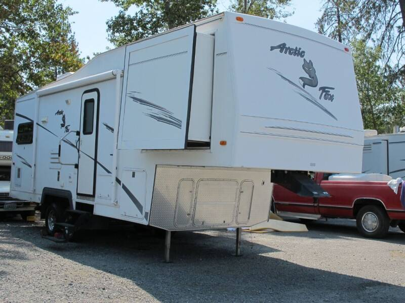 2004 ARTIC FOX 27 DBL SLIDE for sale at Oregon RV Outlet LLC - 5th Wheels in Grants Pass OR