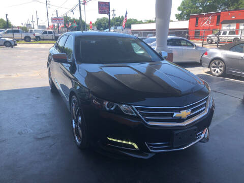 2016 Chevrolet Impala for sale at Kings Auto Group in Tampa FL