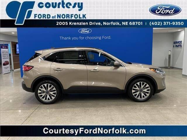 2021 Ford Escape for sale in Norfolk, NE