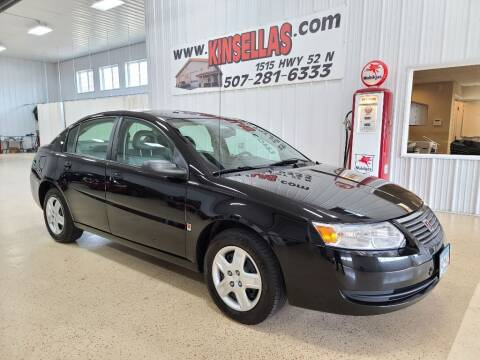 2007 Saturn Ion for sale at Kinsellas Auto Sales in Rochester MN